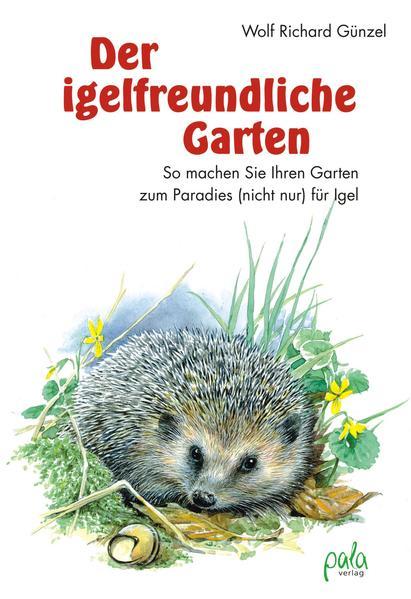 Der igelfreundliche Garten - Coverbild