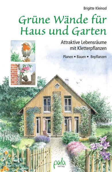 Kostenloses EPUB-Buch Grüne Wände für Haus und Garten