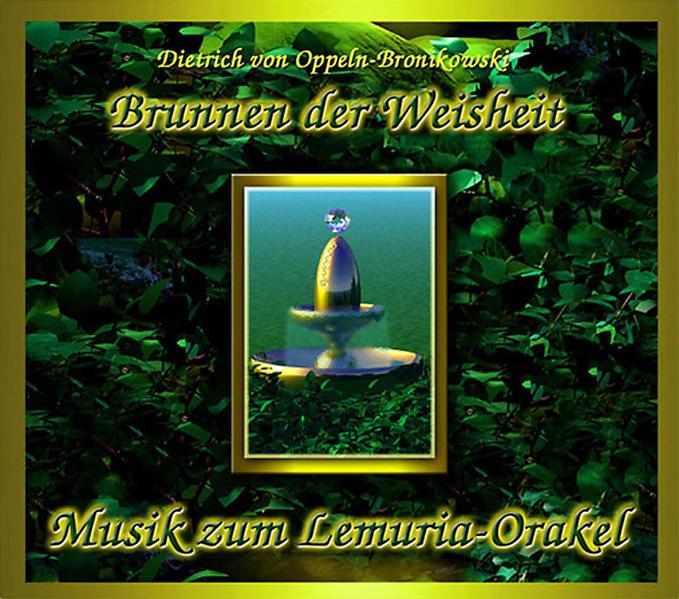 Brunnen der Weisheit - Coverbild