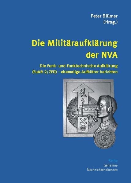 Die Militäraufklärung der NVA - Coverbild