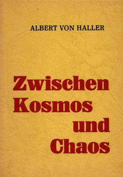 Zwischen Kosmos und Chaos - Coverbild