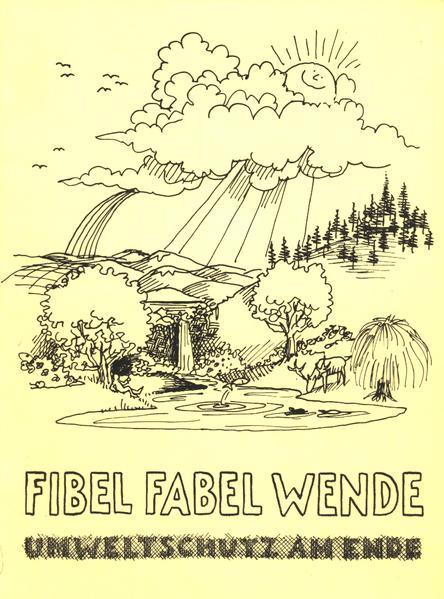 Fibel, Fabel, Wende - Coverbild
