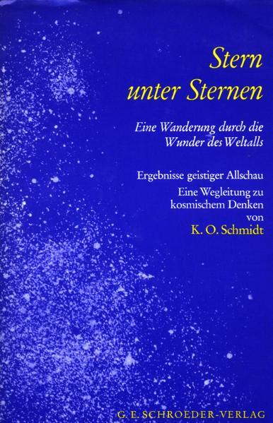 Stern unter Sternen - Coverbild