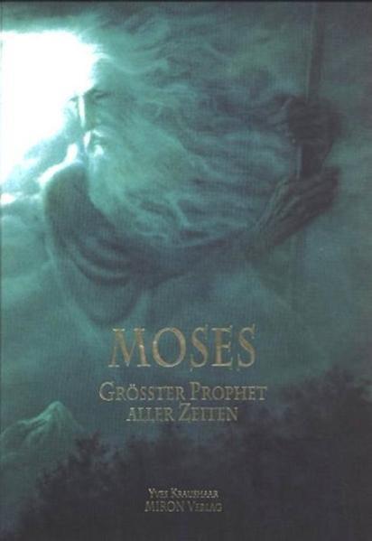 Moses - Grösster Prophet aller Zeiten - Coverbild