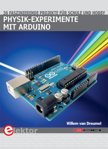 Physik-Experimente mit Arduino - Coverbild