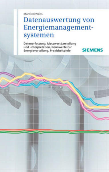 Datenauswertung von Energiemanagementsystemen - Coverbild