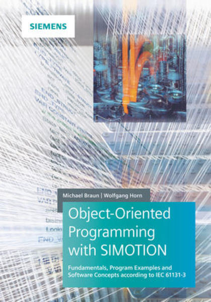 Object-oriented Programming in SIMOTION - Coverbild