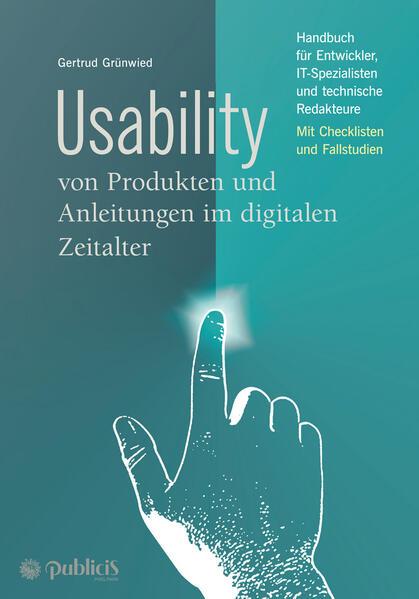 Usability von Produkten und Anleitungen im digitalen Zeitalter - Coverbild
