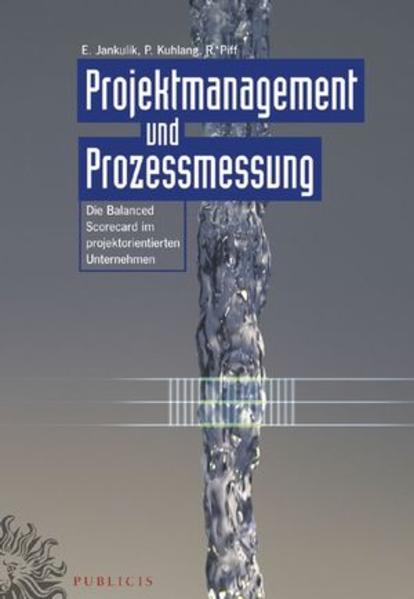 Projektmanagement und Prozessmessung - Coverbild