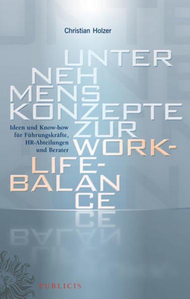 Unternehmenskonzepte zur Work-Life-Balance - Coverbild