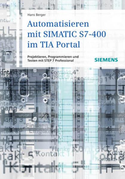 Automatisieren mit SIMATIC S7-400 im TIA Portal - Coverbild
