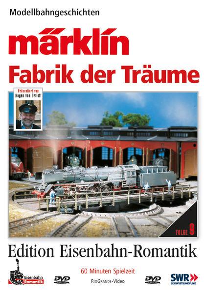 Märklin - Fabrik der Träume - Coverbild