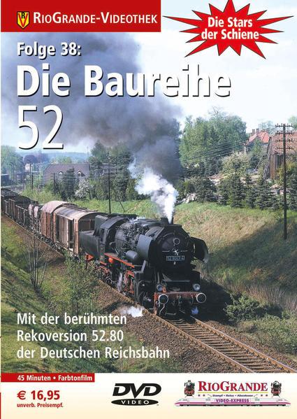 Die Baureihe 52 - Coverbild