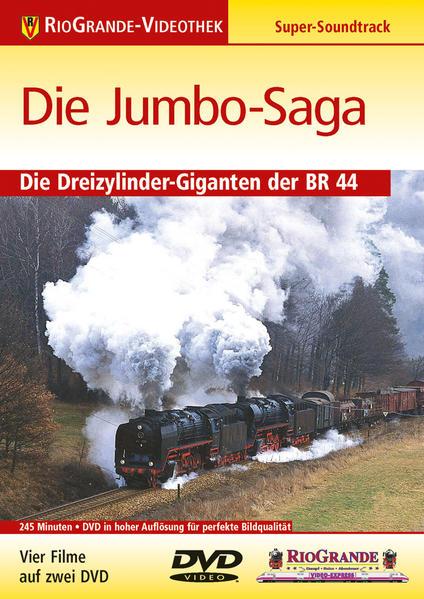 Die Jumbo-Saga - Coverbild