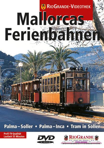 Mallorcas Ferienbahnen - Coverbild