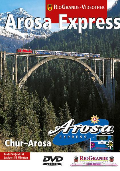Arosa-Express - Coverbild