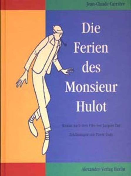 Die Ferien des Monsieur Hulot - Coverbild