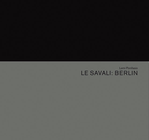 Le Savali: Berlin - Coverbild