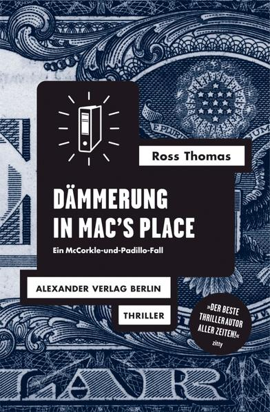 Dämmerung in Mac's Place - Coverbild