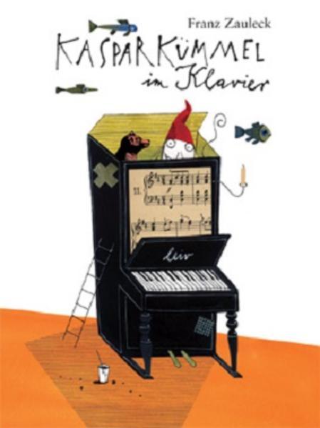 Kaspar Kümmel im Klavier - Coverbild