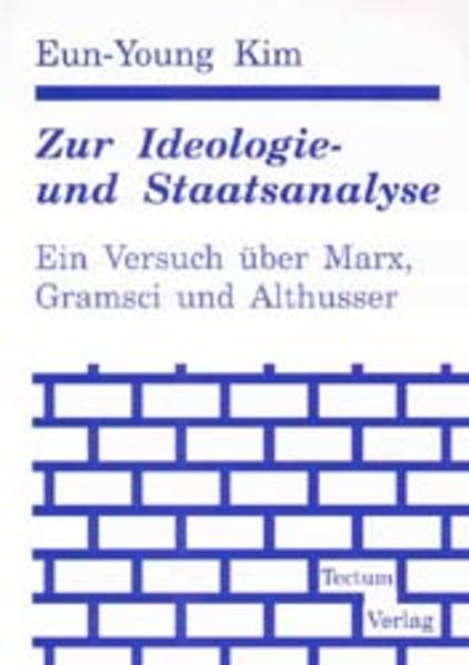 Zur Ideologie- und Staatsanalyse - Coverbild