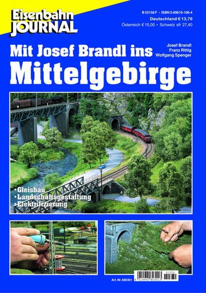 Kostenloser Download Mit Josef Brandl ins Mittelgebirge Epub