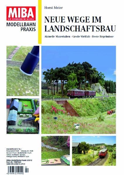 Neue Wege im Landschaftsbau - Coverbild