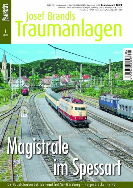 Magistrale im Spessart - Coverbild