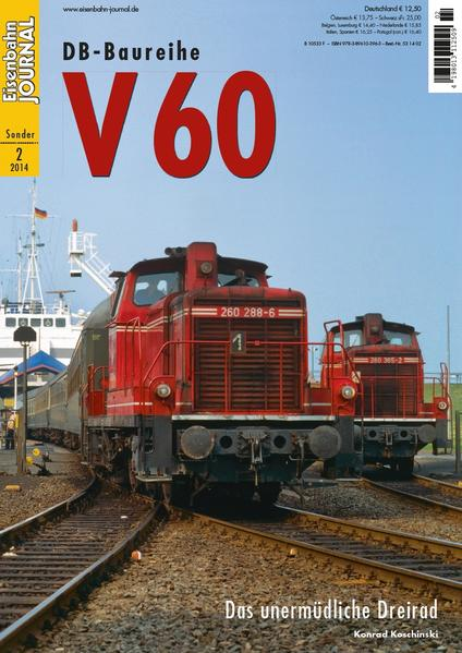 DB-Baureihe V 60 - Coverbild