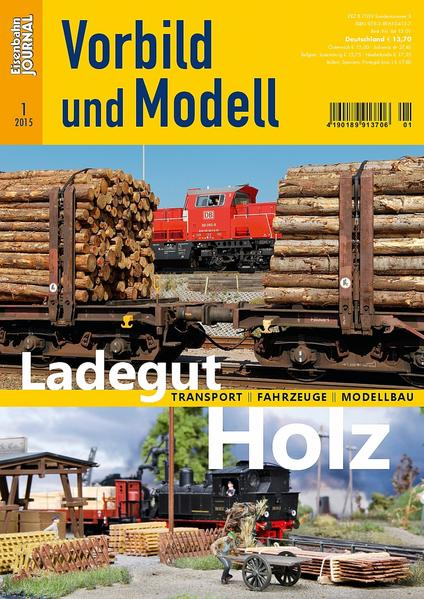 Ladegut Holz - Coverbild