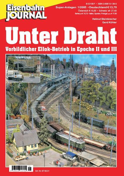Unter Draht - Coverbild