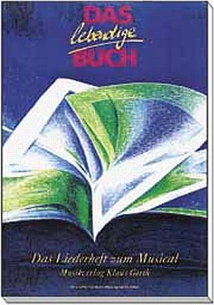 Das lebendige Buch - Coverbild