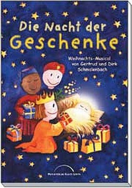Die Nacht der Geschenke - Coverbild