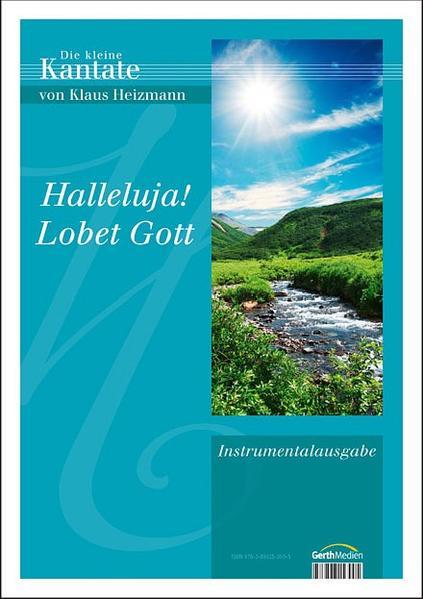 Halleluja! Lobet Gott (Instrumentalausgabe)* - Coverbild