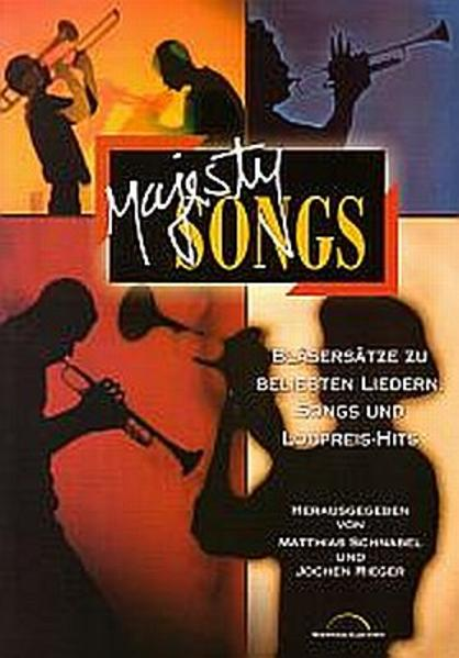 Majesty Songs - Coverbild