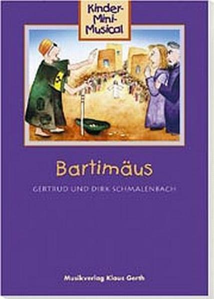 Bartimäus - Kinder-Mini-Musical - Coverbild