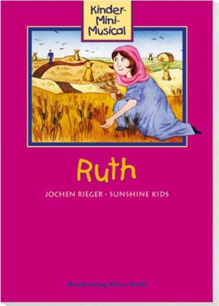 Ruth - Coverbild