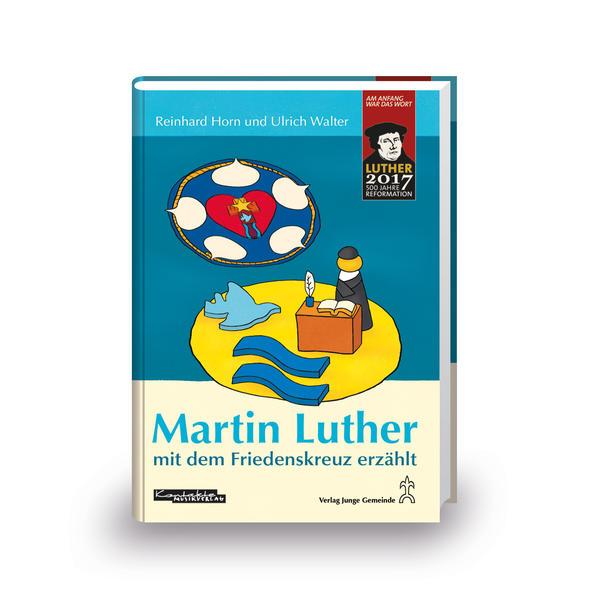 Kostenloser Download Martin Luther mit dem Friedenskreuz erzählt PDF