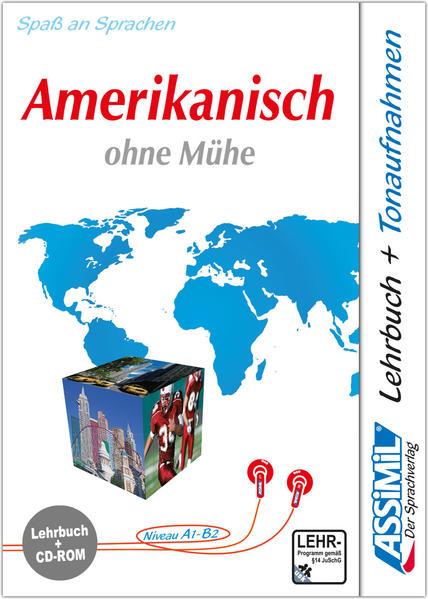 ASSiMiL Selbstlernkurs für Deutsche / Assimil Amerikanisch ohne Mühe - Coverbild