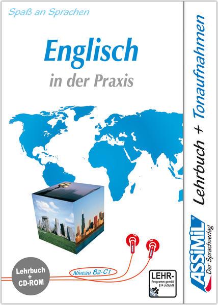 ASSiMiL Selbstlernkurs für Deutsche / Assimil Englisch in der Praxis - Coverbild