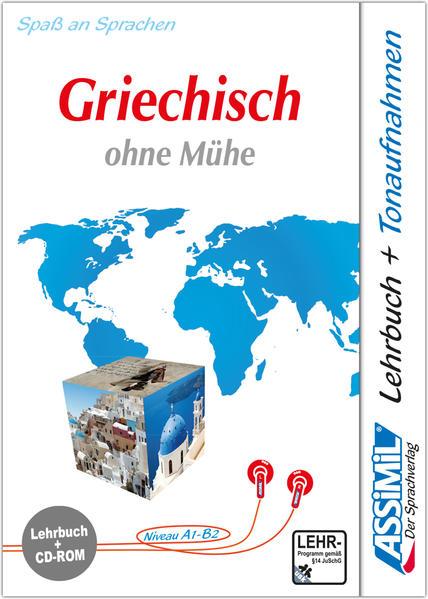 ASSiMiL Selbstlernkurs für Deutsche / Assimil Griechisch ohne Mühe - Coverbild
