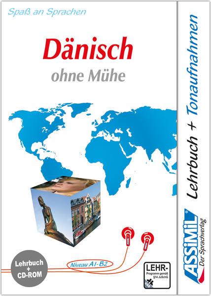 ASSiMiL Selbstlernkurs für Deutsche / Assimil Dänisch ohne Mühe - Coverbild