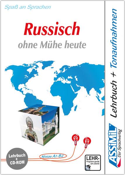 ASSiMiL Selbstlernkurs für Deutsche / Assimil Russisch ohne Mühe heute - Coverbild