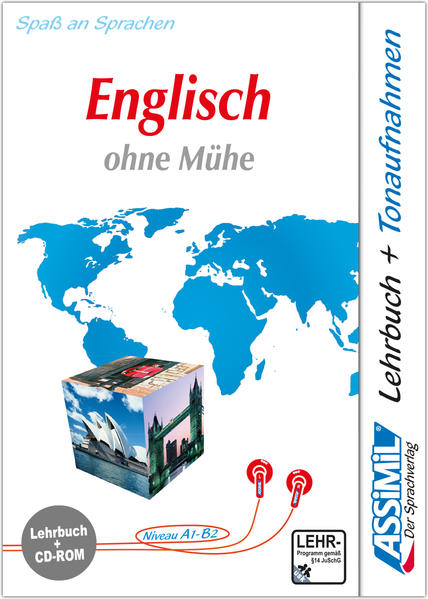 ASSiMiL Selbstlernkurs für Deutsche / Assimil: Englisch ohne Mühe - Coverbild