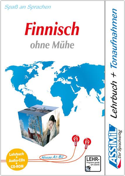 ASSiMiL Selbstlernkurs für Deutsche / Assimil Finnisch ohne Mühe - Coverbild