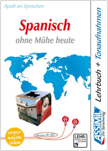 ASSiMiL Selbstlernkurs für Deutsche / Assimil Spanisch ohne Mühe heute - Coverbild