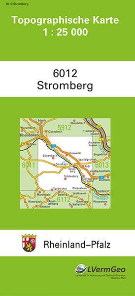 TK25 6012 Stromberg - Coverbild