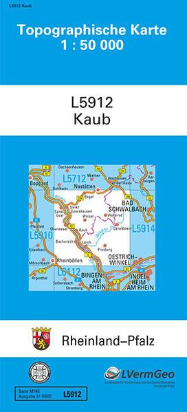 TK50 L5912 Kaub - Coverbild