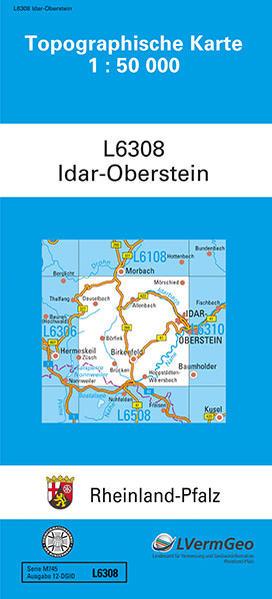 TK50 L6308 Idar-Oberstein - Coverbild