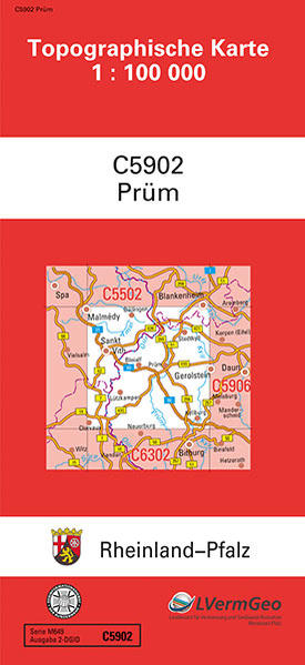 TK100 C5902 Prüm - Coverbild